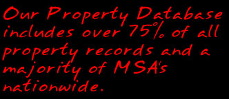 Our Property Database